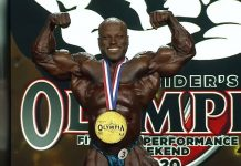 Olympia Champion 2020