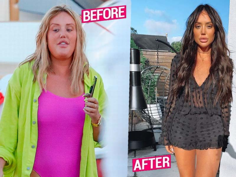 Charlotte Crosby Weight Loss Story