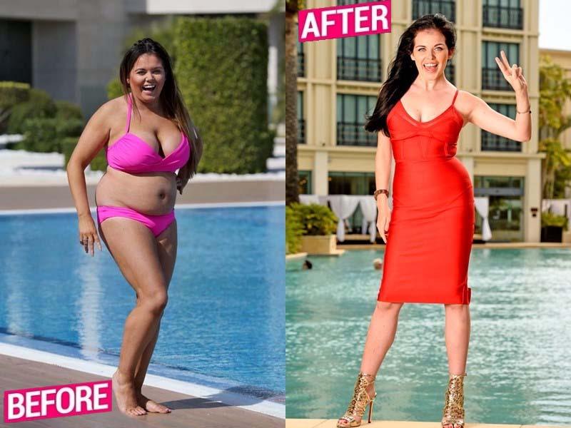 Scarlett Moffat Lose Weight Story