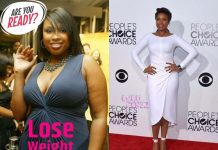Jennifer Hudson - Losing Weight Story