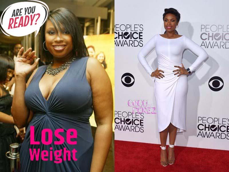 Jennifer Hudson - Losing Weight Story