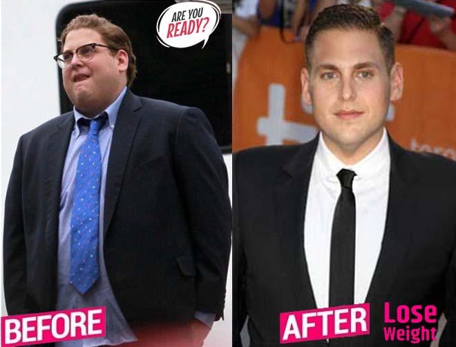 Jonah Hill - Weight Loss Story