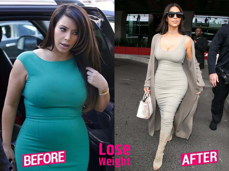 Kim Kardashian Loss Story
