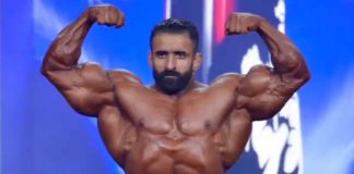 Hadi Choopan Departure from Bodybuilding