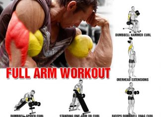 How to Do Training Full Arm Workout