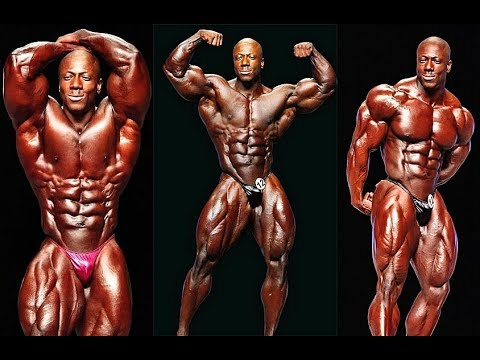 Shawn Rhoden champion Mr. Olympia
