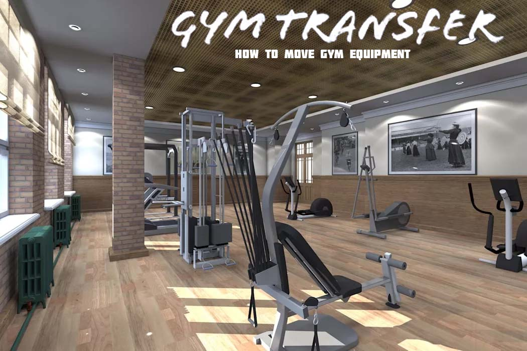 How to Properly Move Gym Equipment