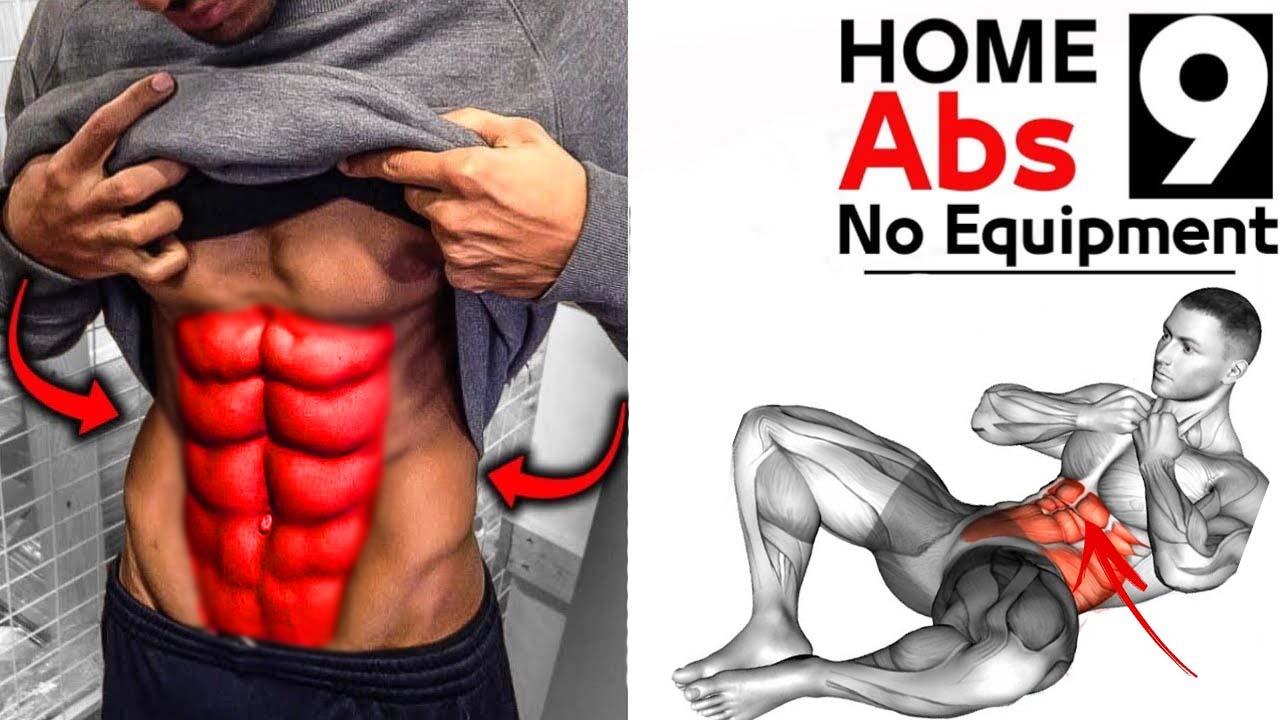 How to Do Home Abs No Equipment