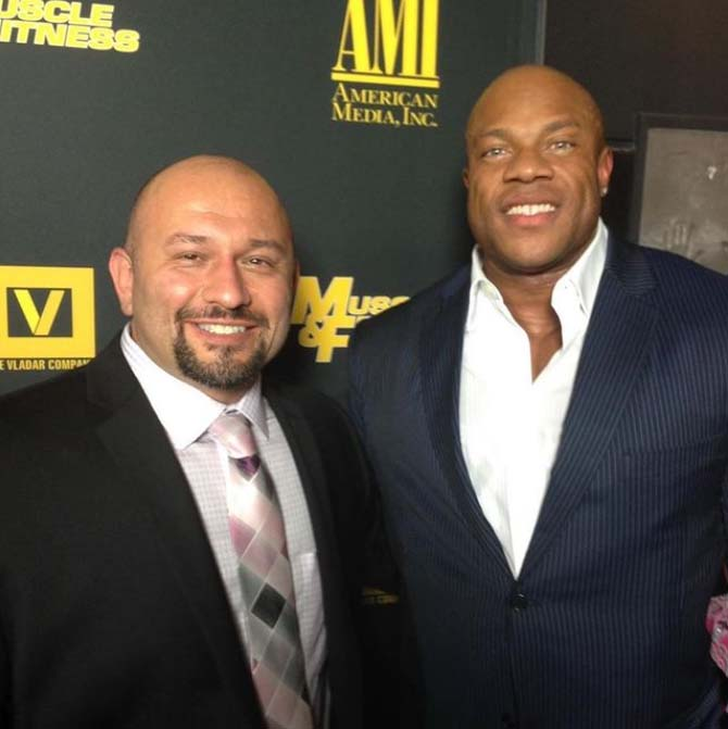 Phil Heath — seven-time Mr. Olympia — is not doing the 2021 Mr. Olympia.