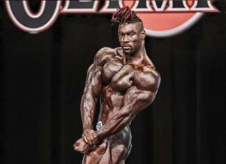 Brian Jones claims Chris Bumstead title