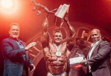 Nick Walker a Bodybuilder